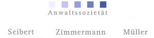 Anwaltssozietät Seibert, Zimmermann & Müller; Reichsstraße 16; 66111 Saarbrücken; Telefon 0681/93808–0; Telefax 0681/93808-38; Mail: info@saarkanzlei.de; Internet: www.saarkanzlei.de